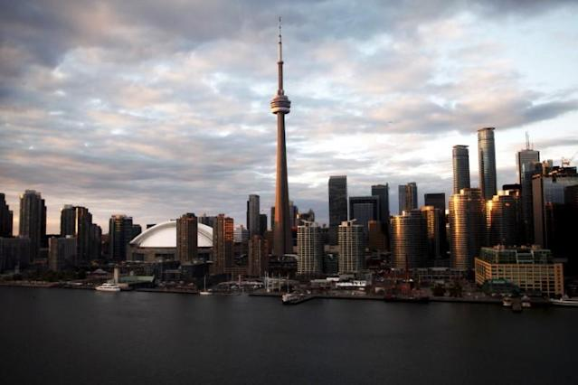 <p><strong>No. 2: Toronto, Ont.</strong><br>Average household net worth: $1,154,107 <br>(REUTERS/Hyungwon Kang) </p>