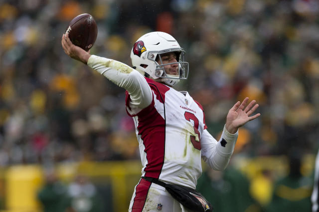 Josh Rosen led the Cardinals to victory in Green Bay but is still having some rookie struggles