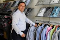"""Angel Dimitrov says textile companies must """"compensate"""" workers who do not meet production quotas"""