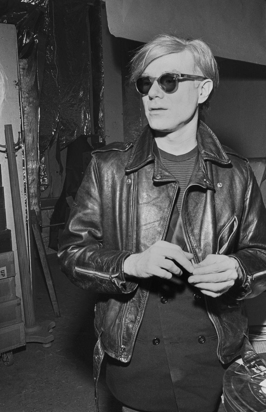 <p>Although Warhol was at the height of his powers in 1968, he would turn 40 while recovering from a nearly fatal gunshot wound. </p>