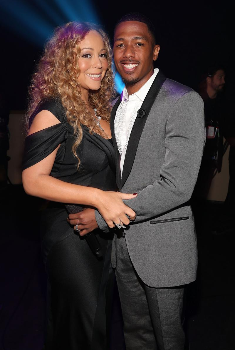Mariah's ex-husband Nick Cannon has also previously shared that he and the singer weren't intimate until they married in 2008. Photo: Getty
