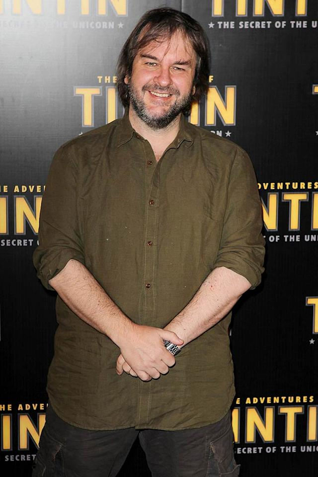 """Peter Jackson, """"Lord of The Rings"""" director, turns 50."""