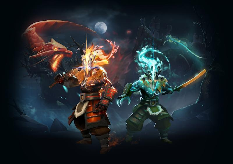New Dota 2 patch 7 04 changes several hero talents, tweaks items
