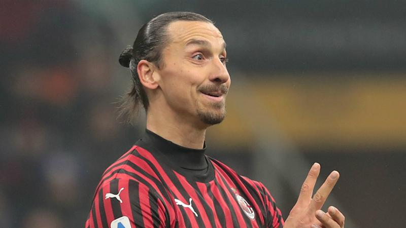 Ibrahimovic future to be decided at the end of the season, say Milan