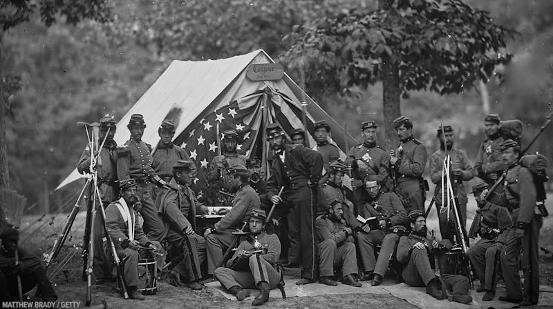 Historians Clap Back At The Trump Administration's Civil War History