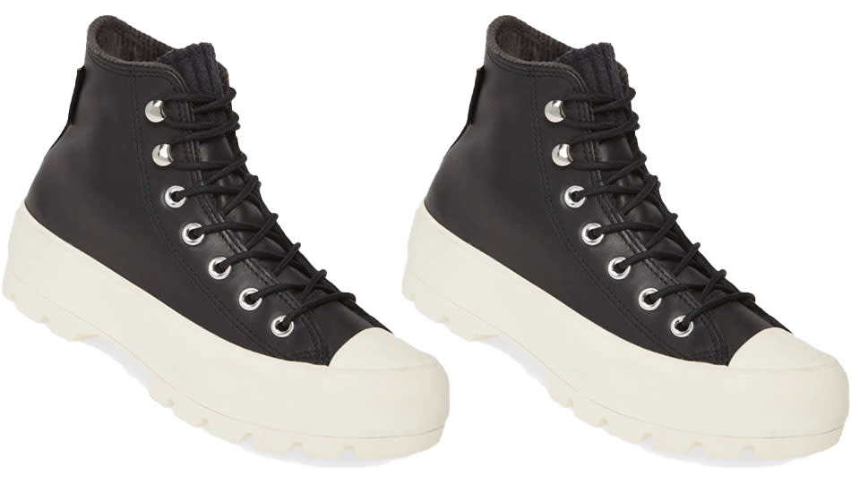 These Chucks have so much cushioning! (Photo: Nordstrom)