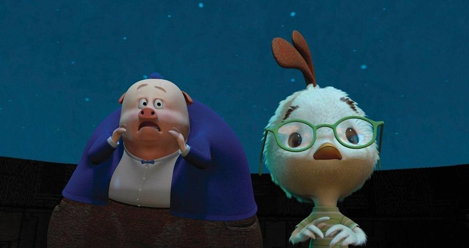 <p>Not convinced that Disney desperately needed Pixar in the mid-2000s? Look no further than the year 2005, when Pixar didn't have a release and fans had to settle for this strange twist on the children's story that finds Chicken Little dealing with, um, aliens. </p>