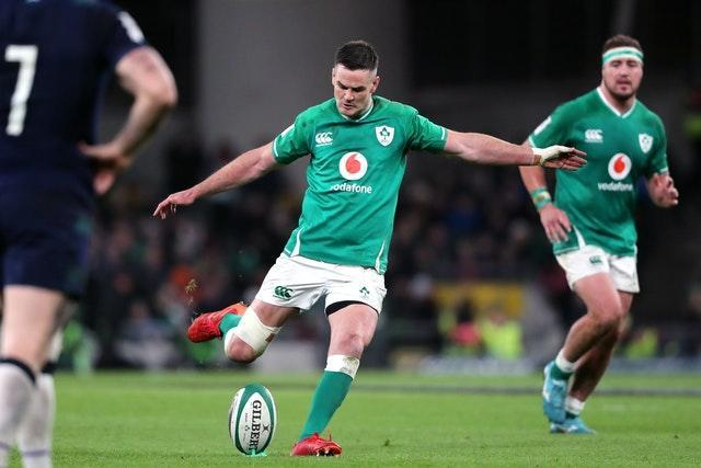 Ireland captain Johnny Sexton has ambitions of playing at the 2023 World Cup