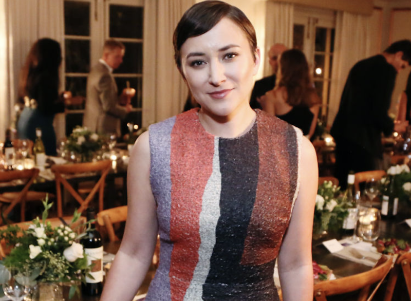 Zelda Williams is remembering her late father, Robin Williams. (Photo: Gabriel Olsen/Getty Images for Absolut Elyx)