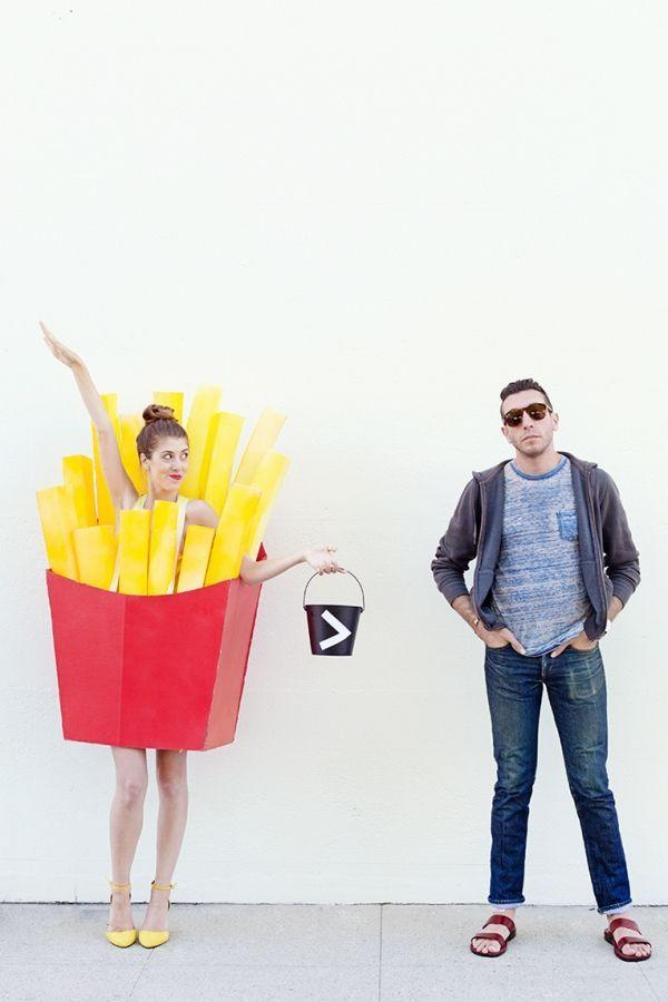 """<p>We can all be in agreement that fries rival absolutely anything, and this costume puts our point into motion in the most genius way possible. (Sorry, guys.)</p><p><strong>Get the tutorial at <a href=""""https://studiodiy.com/2015/09/22/diy-fries-before-guys-costume/"""" rel=""""nofollow noopener"""" target=""""_blank"""" data-ylk=""""slk:Studio DIY."""" class=""""link rapid-noclick-resp"""">Studio DIY.</a></strong></p><p><a class=""""link rapid-noclick-resp"""" href=""""https://www.amazon.com/Rust-Oleum-327875-American-Accents-Ultra/dp/B078WM76Q4/ref=sr_1_2?dchild=1&keywords=red+spray+paint&qid=1592327462&sr=8-2&tag=syn-yahoo-20&ascsubtag=%5Bartid%7C10050.g.21600836%5Bsrc%7Cyahoo-us"""" rel=""""nofollow noopener"""" target=""""_blank"""" data-ylk=""""slk:SHOP RED SPRAY PAINT"""">SHOP RED SPRAY PAINT</a></p>"""