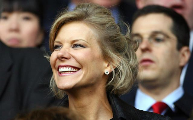 Stephen Jones allegedly made 'deeply unpleasant' comments about financier Amanda Staveley in 2008 while he worked at Barclays. (Paul Ellis/AFP via Getty Images)