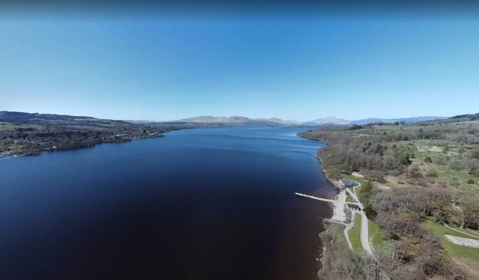 Three people have died after getting into difficulty in water in Loch Lomond. (Google)