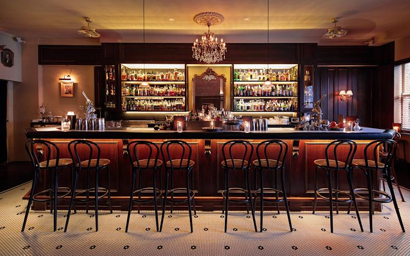At The Everleigh, it's best to ditch the list and simply tell the bartender your favourite spirits and flavours; the tailor-made result is always intuitive and revelatory
