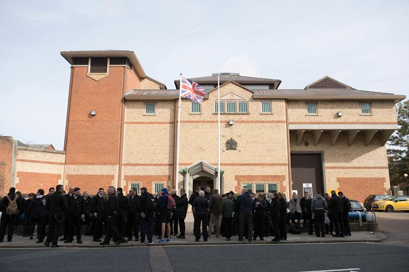 <strong>HMP Bedford&nbsp;</strong> (Photo: PA Archive/PA Images)