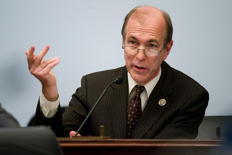 Scott Garrett lost his re-election bid for his congressional seat in New Jersey. Now he's President Donald Trump's nominee to run the Export-Import Bank.