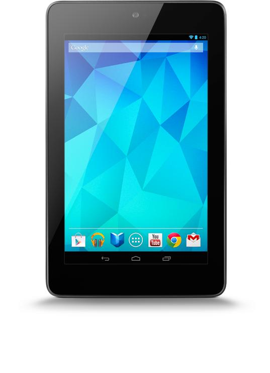 The 32 GB version of Google Nexus 7 (2012) is now available for Rs.13,499 at online stores. Junglee.com sells 32GB 3G model for Rs.15,600 and for the latest Nexus 7(2013) 16GB WiFi model it is Rs.15,290.
