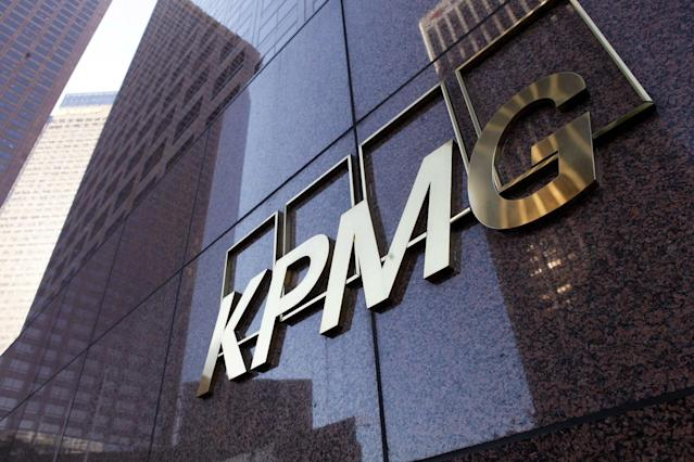 <p>No. 9: KPMG<br> (Reuters) </p>