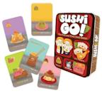 "<p><a rel=""nofollow noopener"" href=""https://www.popsugar.com/buy/Sushi%20Go%21%20Card%20Game-366300?p_name=Sushi%20Go%21%20Card%20Game&retailer=amazon.com&price=9&evar1=moms%3Aus&evar9=45367395&evar98=https%3A%2F%2Fwww.popsugar.com%2Fmoms%2Fphoto-gallery%2F45367395%2Fimage%2F45367407%2FSushi-Go-Card-Game&list1=holiday%2Cgift%20guide%2Cparenting%20gift%20guide%2Cgifts%20for%20kids%2Ckid%20shopping%2Ctweens%20and%20teens%2Cgifts%20for%20teens&prop13=desktop&pdata=1"" target=""_blank"" data-ylk=""slk:Sushi Go! Card Game"" class=""link rapid-noclick-resp"">Sushi Go! Card Game</a> ($9) is the perfect fast-paced game for a sleepover.</p>"