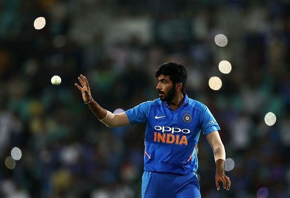 Jasprit Bumrah will look to continue his impressive form