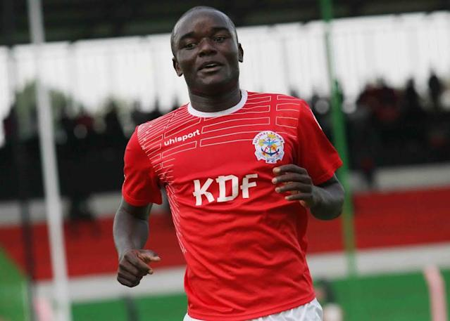 Ulinzi Stars top striker John Makwatta cannot believe that he has been included in the nomination list for the league's MVP award