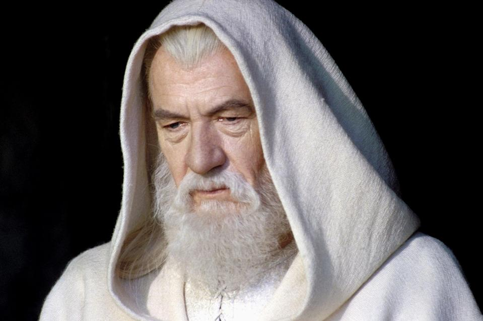"<p>In light of the major announcement, a few stars from the LOTR film series have already begun to throw their hats in the ring. Ian McKellen is totally down to play Gandalf again. Back in December, he <a href=""http://www.digitalspy.com/tv/ustv/news/a845584/sir-ian-mckellen-gandalf-role-amazon-prime-lord-of-the-ring-series/"" class=""link rapid-noclick-resp"" rel=""nofollow noopener"" target=""_blank"" data-ylk=""slk:discussed the Amazon series"">discussed the Amazon series</a> during a visit on <strong>The Graham Norton Show</strong>. When Norton suggested that they may have to cast another Gandalf for the show, McKellen wouldn't hear it. ""What do you mean, another Gandalf? I haven't said yes because I haven't been asked. But are you suggesting that someone else is going to play it? Gandalf is over 7,000 years old, so I'm not too old."" Sounds like he wants dibs, Amazon.</p> <p>Dominic Monaghan, meanwhile, <a href=""http://ew.com/tv/2018/06/15/dominic-monaghan-amazon-lord-of-the-rings-prequel/"" class=""link rapid-noclick-resp"" rel=""nofollow noopener"" target=""_blank"" data-ylk=""slk:isn't opposed to reprising his role"">isn't opposed to reprising his role</a> as Merry, either. ""It just depends how they do it, really. . . . If they do the older hobbits sitting around reminiscing on their journeys, of course I'd do that. I love that world, and I think introducing new generations to that world only brings them back to the Peter Jackson trilogy, and to the books.""</p> <p>But not everyone is on board to return (even if Amazon asks). John Rhys-Davies, who played Gimli in the original trilogy, isn't a fan of the series. In fact, he <a href=""http://www.denofgeek.com/uk/movies/john-rhys-davies/53281/john-rhys-davies-interview-aux-orcs-lord-of-the-rings-indiana-jones-and-more"" class=""link rapid-noclick-resp"" rel=""nofollow noopener"" target=""_blank"" data-ylk=""slk:dislikes the idea"">dislikes the idea</a>. ""Why we quite need <strong>Lord of the Rings</strong> as a TV series baffles me slightly . . . I mean, the extraordinary money they're getting from online gambling and stuff like this, it's just a disgrace.""</p> <p>Andy Serkis, who memorably portrayed Gollum and Smeagol, also isn't <a href=""http://screencrush.com/andy-serkis-black-panther-interview/"" class=""link rapid-noclick-resp"" rel=""nofollow noopener"" target=""_blank"" data-ylk=""slk:inclined to return"">inclined to return</a>. He was a bit kinder about the prospect of a TV series, though. ""It sounds incredible, but I don't see myself being any part of it,"" he said. ""I think it's a completely fresh, new approach to it all, so I don't think I'd imagine myself to be anywhere near it really.""</p>"