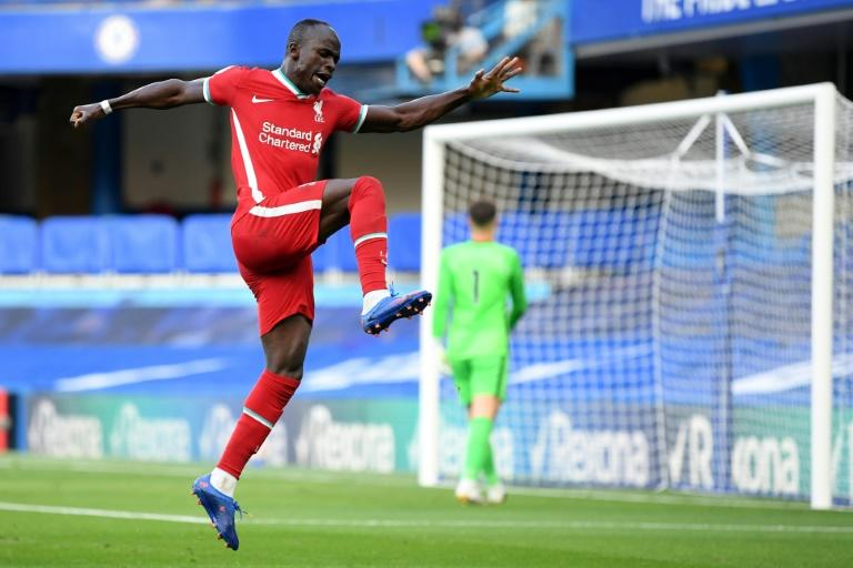 Mane shows Liverpool still too good for 10-man Chelsea
