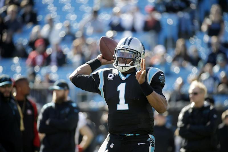 Panthers say Newton's ankle surgery successful