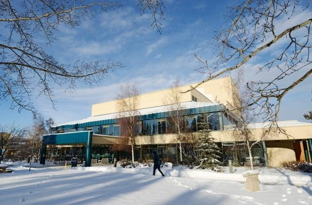The Yukon Arts Centre in Whitehorse. (Submitted by Mike Thomas - image credit)