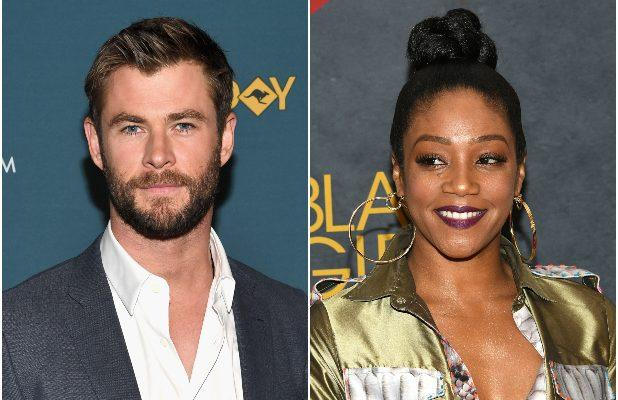 Chris Hemsworth and Tiffany Haddish $40 Million Comedy 'Down Under Cover' Picked Up by Paramount