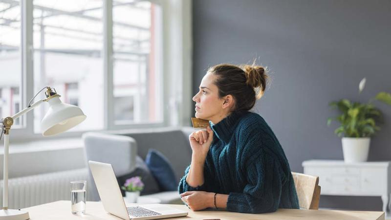 Working from home has made your environment a professional consideration. Photo: Getty Images