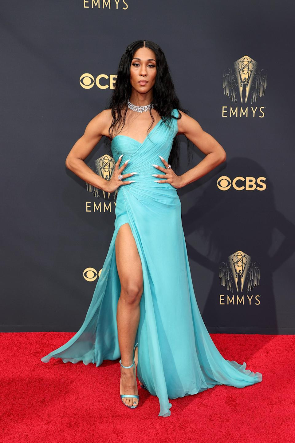 """<h1 class=""""title"""">MJ Rodriguez in Versace</h1><cite class=""""credit"""">Photo: Getty Images</cite>"""