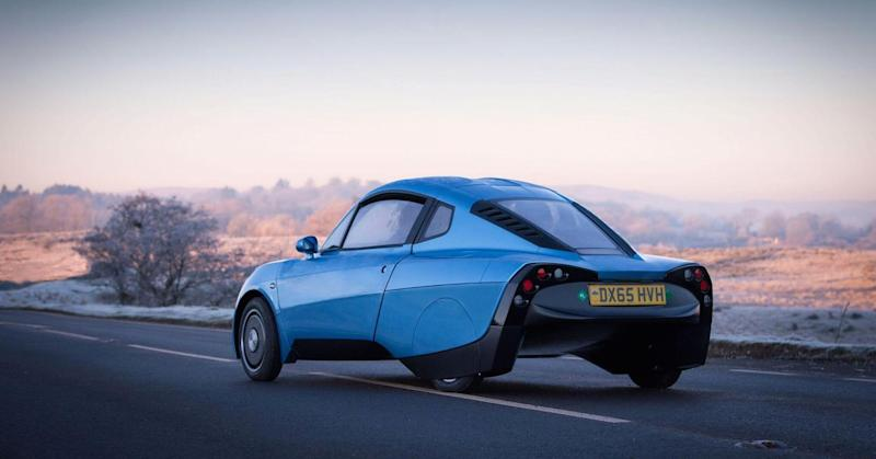 Meet the hydrogen-powered car trying to take on Tesla