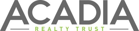 Acadia Realty Trust Provides Update on Operations