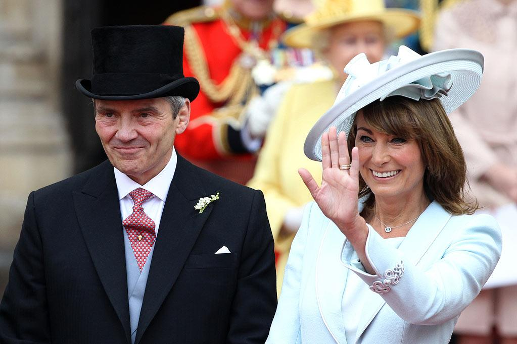 "The Middletons: We don't care much about the Brits in general, but we would watch the hell out of a reality show that focused on Pippa and her family. The maid of honor looked stunning in a slinky white gown with very sleek hair. Kate's brother James was very attractive delivering his religious reading. Dad looked pretty dapper in his suit, walking his daughter down the aisle, and the mom looked amazing in a light blue suit with a hat. She put Camilla to shame. Points to the commoners here. <a href=""http://www.televisionwithoutpity.com/telefile/2011/04/the-royal-wedding-an-affair-to.php?__source=tw