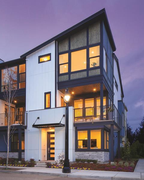 The Burke Elite, Dawson Square, Bothell, WA:Toll Brothers, America's Luxury Home Builder