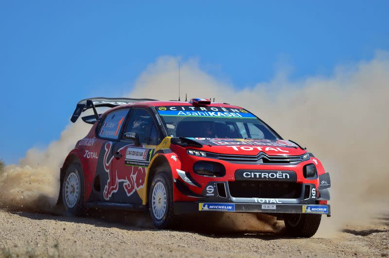 Rallying: Argentina cancelled, Estonia to re-start WRC season in September