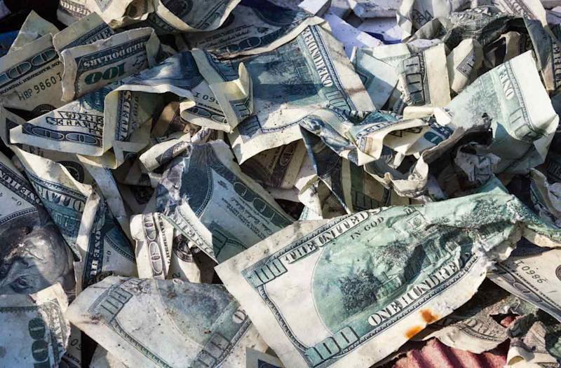 How Dirty Is Your Money, Really?