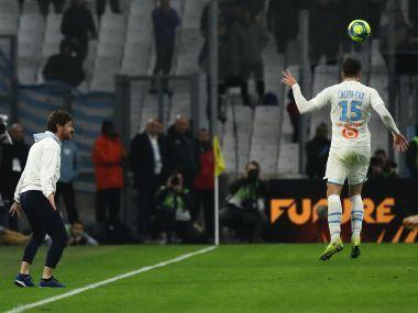 Ligue 1: Marseille held to a stalemate by Angers, drop points in race for Champions League place