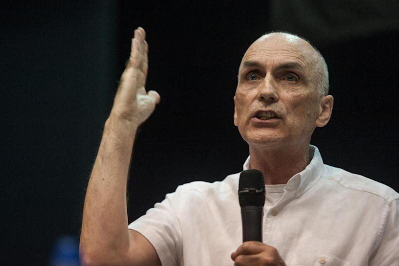 Chris Williamson is suing the Labour Party over his re-suspension (Photo: Guy Smallman/Getty Images) (Getty Images)