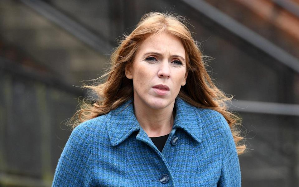 Angela Rayner has paid the price for Labour's disappointing election showing - Shutterstock