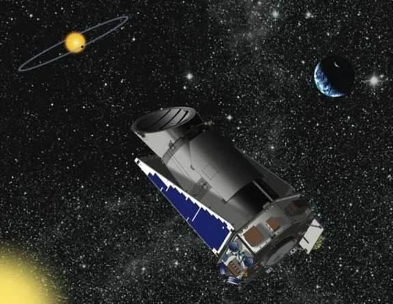 NASA's Planet-Hunting Kepler Telescope Stalled by Glitch