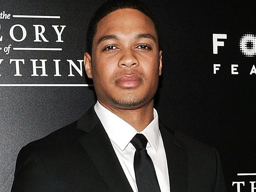 Ray Fisher in October 2014.
