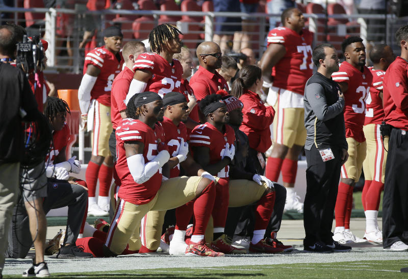 Police applaud 49ers for efforts in 'bump stock' ban