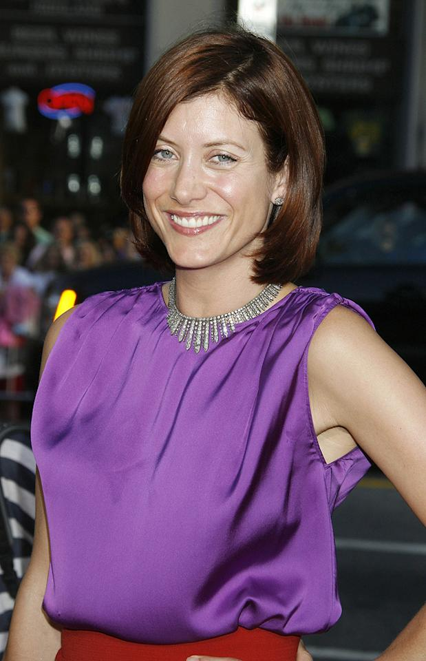 """<a href=""""http://movies.yahoo.com/movie/contributor/1800022265"""">Kate Walsh</a> at the Los Angeles premiere of <a href=""""http://movies.yahoo.com/movie/1810044687/info"""">The Hangover</a> - 06/02/2009"""