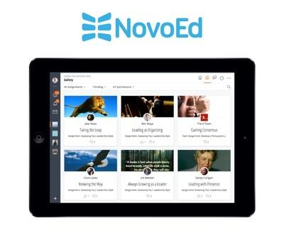 NovoEd is the learning platform for the modern workforce. NovoEd enables customers to deliver more engaging learning experiences that transform their business. The modern, mobile interface provides a consumer-grade experience, on-demand from any device. The platform seamlessly integrates media types to promote deliberate practice and active learning. An effective and experiential approach allows for applied project work and collaboration in small groups. Small group interaction triggers social learning, which boosts effectiveness and increases accountability. A social, engaging environment prompts learners to interact in context and share their work in project galleries and learner profiles. Learners are able to extend learning beyond the course with peer-to-peer connections and feedback from peers and mentors. Powerful Reporting and Management tools provide secure, real-time data for a detailed view of learner engagement and content quality. The platform integrates with existing enterprise systems.