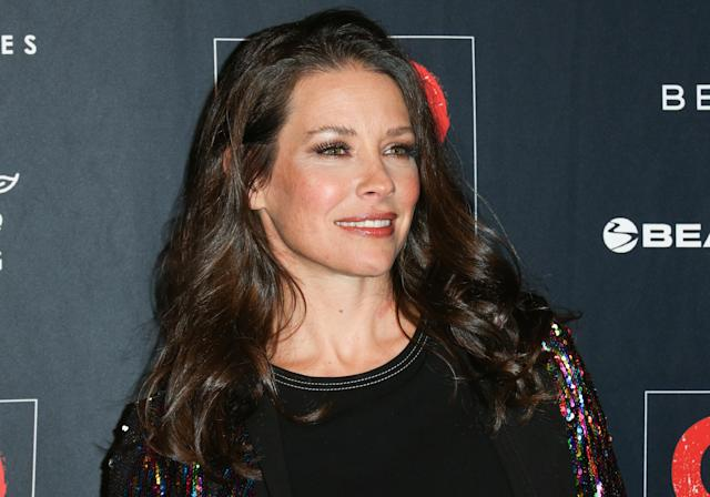 Evangeline Lilly attends the GO Campaign Gala 2018 (Paul Archuleta/FilmMagic)