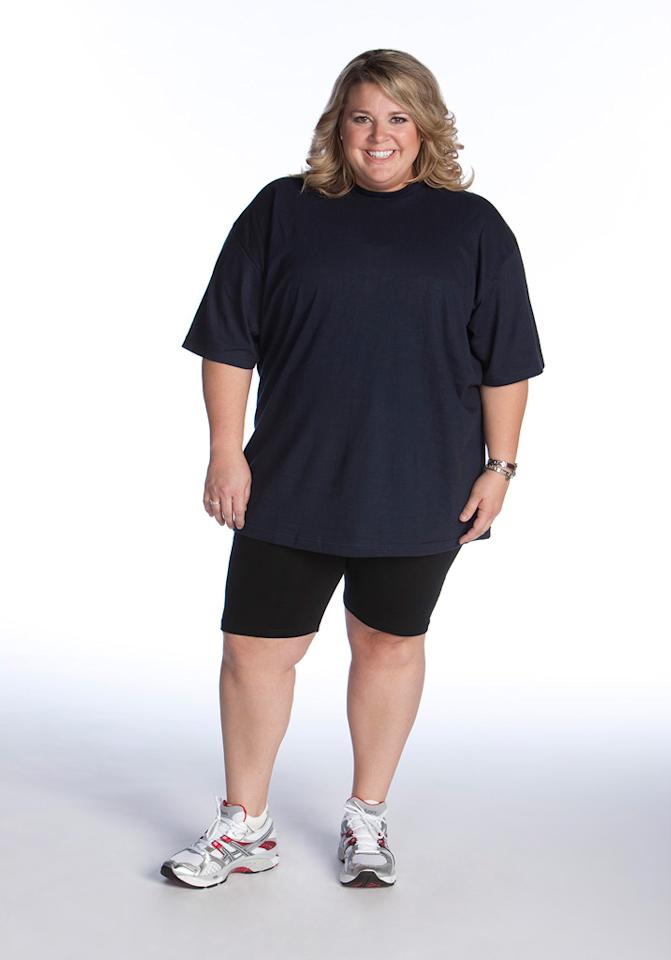 """Abigail Rike competes on the eighth season of <a href=""""/biggest-loser/show/37103"""">""""The Biggest Loser.""""</a>"""