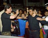 One of the most romantic heroes of Bollywood, Shah Rukh Khan is adored by millions of Indians, in India and abroad.