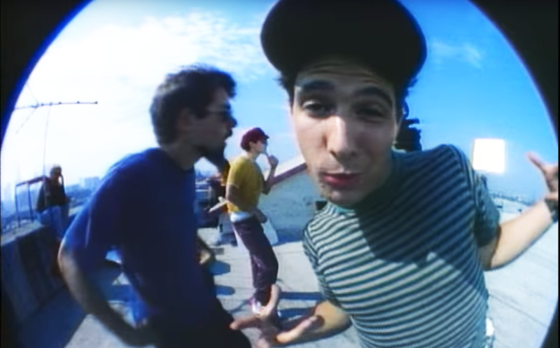 "The Beastie Boys in their ""Shake Your Rump"" music video. (Photo: Capitol Records)"