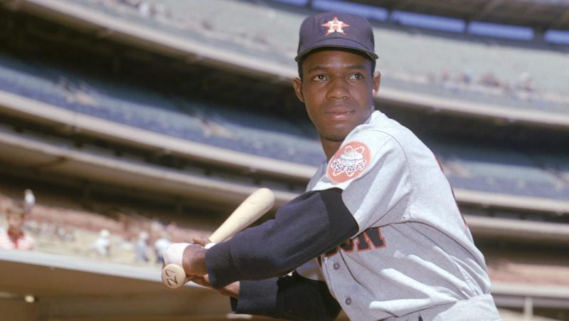 Astros great Jimmy Wynn nicknamed 'Toy Cannon' dies at 78